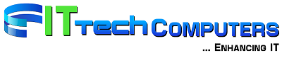 IT Tech Computers Logo